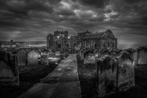 St Marys Church Whitby paranormal